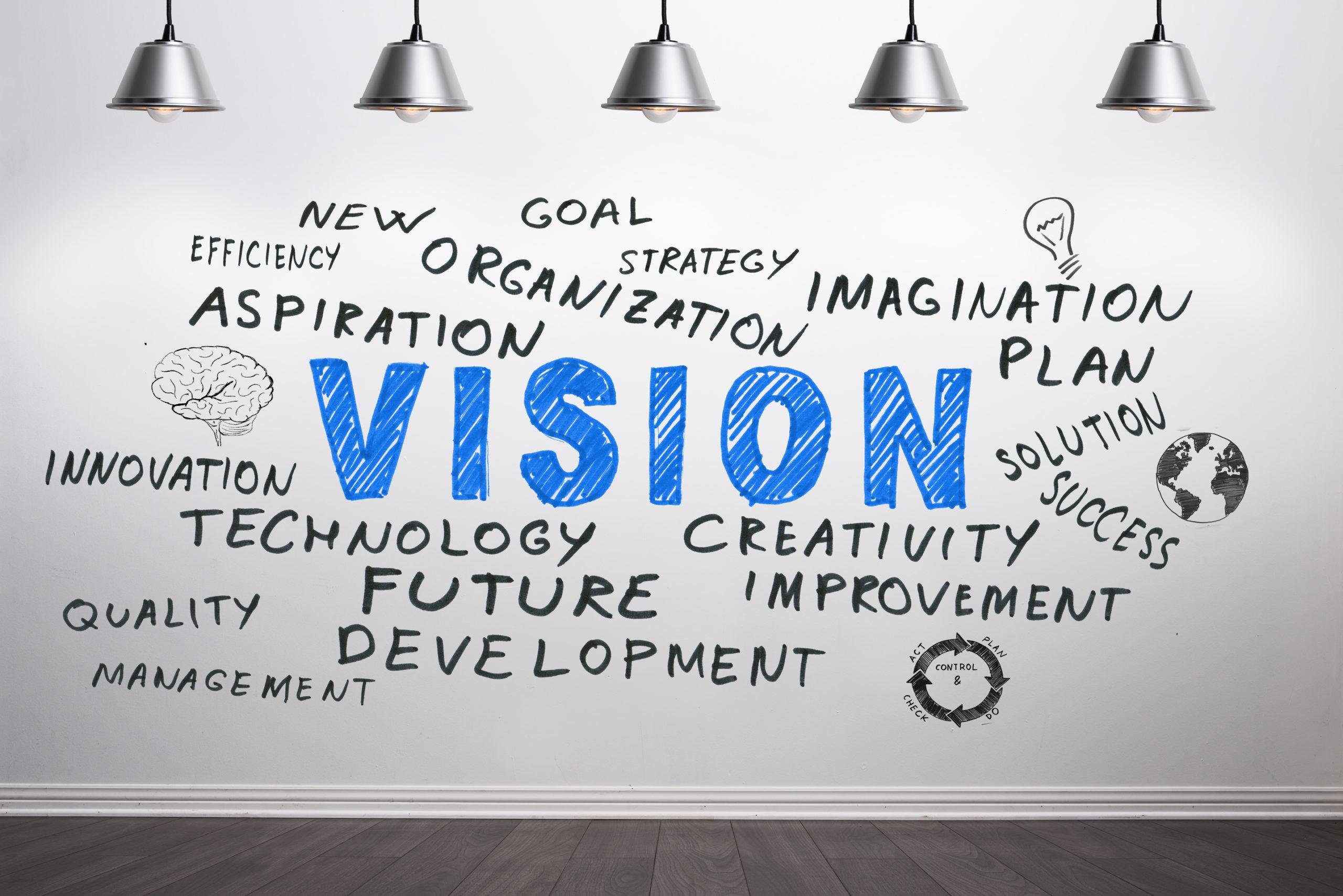 1 word vision